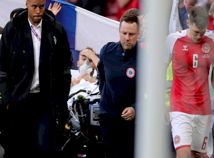 Euro 2020: UEFA breaks silence on forcing Denmark to play after Eriksen collapsed