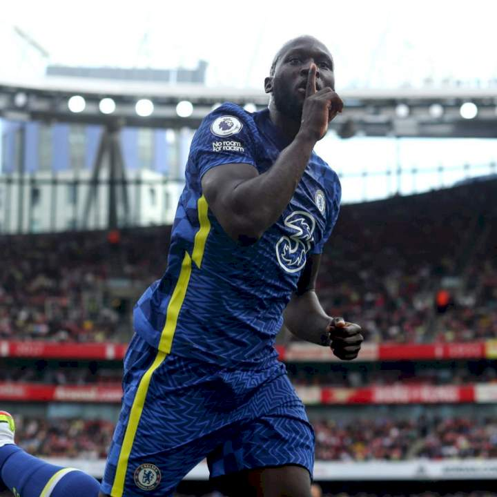 Don't promise what you can't deliver - Milito tells Chelsea striker, Lukaku