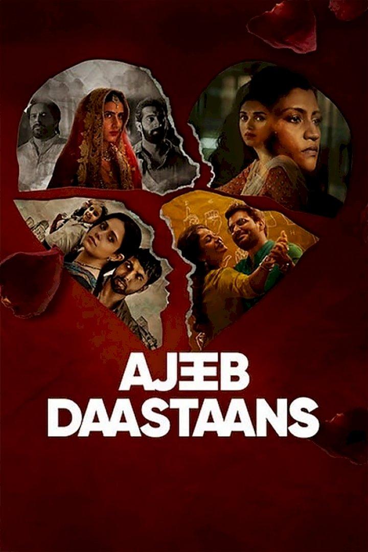 Ajeeb Daastaans (2021) [Indian]
