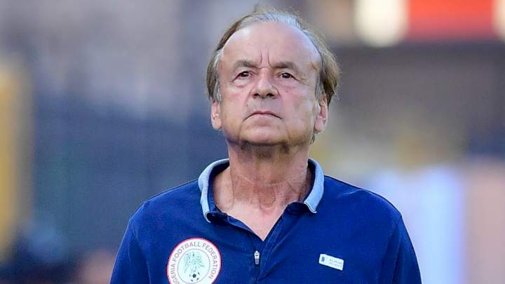 Friendly: Nigeria cannot beat Mexico - Rohr predicts