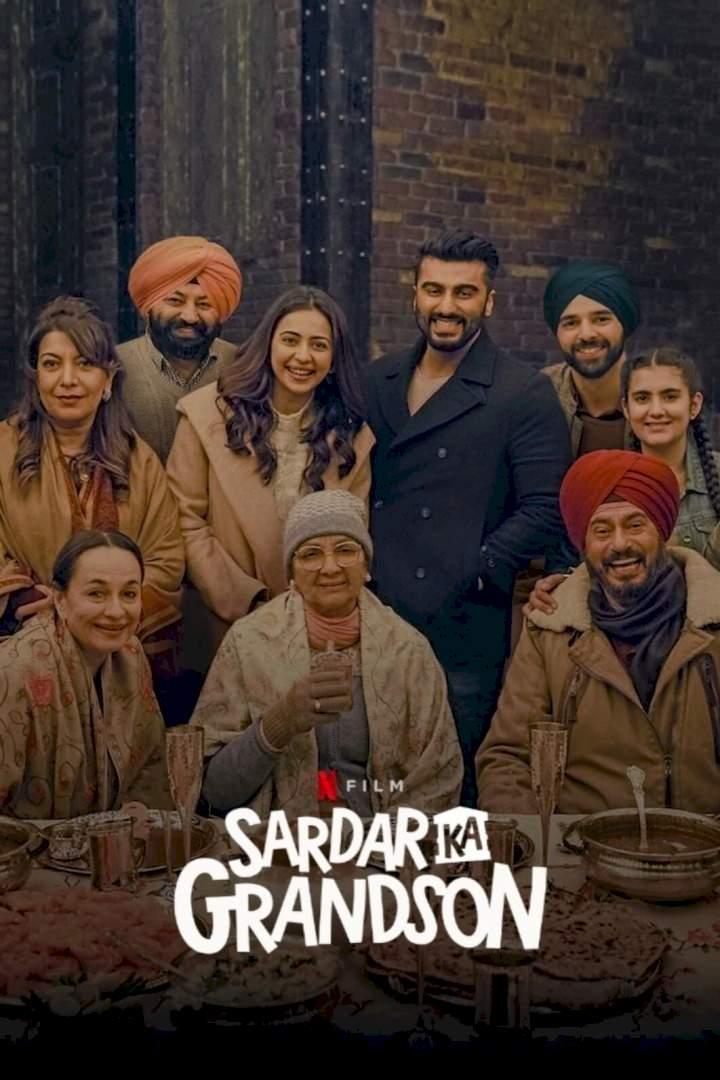 Sardar Ka Grandson (2021) [Indian]