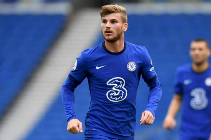 EPL: Tuchel rates Timo Werner's display after Chelsea win against Southampton