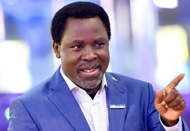"""""""There is no love in Christianity"""" - Prophet reacts to low attendance of top pastors at T.B. Joshua's burial"""