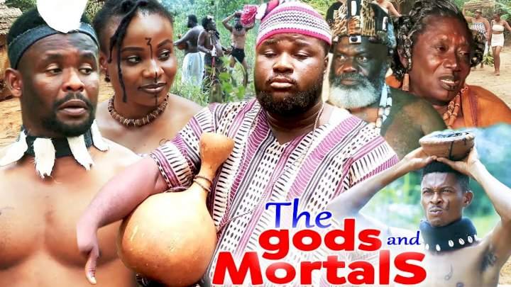 The gods and Mortals (2021) Part 6