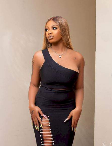 Reality star, Angel reveals why she bathed with guys in BBNaija house